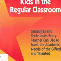 TEACHING GIFTED KIDS IN THE REGULAR CLASSROOM<br /><br />