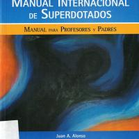 MANUAL INTERNACIONAL DE SUPERDOTADOS<br /><br />