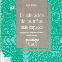 LA EDUCACION DE LOS NIÑOS MAS CAPACES<br /><br />