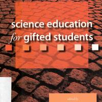 SCIENCE EDUCATION FOR GIFTED STUDENTS<br /><br />