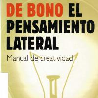 EL PENSAMIENTO LATERAL. Manual de Creatividad