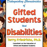 DISTINGUISHING CHARACTERISTICS OF GIFTED STUDENTS WITH DISABILITIES<br /><br />