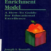 THE SCHOOLWIDE ENRICHMENT MODEL<br /><br />