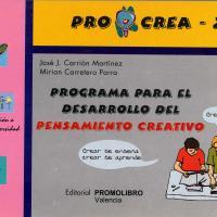PROGRAMA PARA EL DESARROLLO DEL PENSAMIENTO CREATIVO. PRO CREA -2<br /><br />